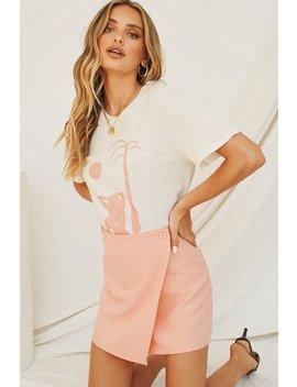 Beverly Hills Mini Skirt // Pink by Vergegirl