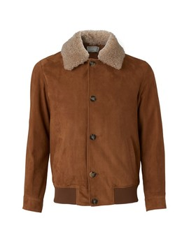 Rive Gauche Suede Jacket by Editions M.R