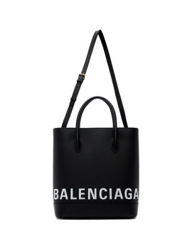 Black Small Ville Tote by Balenciaga