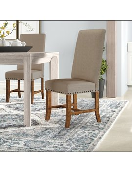 Montcalm Upholstered Dining Chair by Laurel Foundry Modern Farmhouse