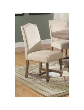 Dunbar Upholstered Dining Chair by Ophelia & Co.