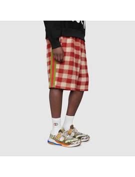 Socks With InterlockingG by Gucci