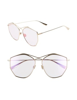 59mm Metal Sunglasses by Dior