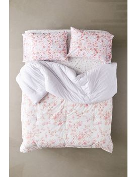 Meadow Sweet Comforter Snooze Set by Urban Outfitters