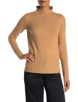 Mock Neck Pullover Sweater by French Connection