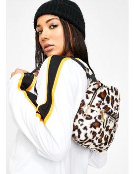Catty Ur Wild Side Mini Backpack by Dolls Kill