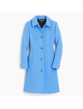 Petite Classic Lady Day Coat In Italian Double Cloth Wool With Thinsulate® by Petite Classic Lady Day Coat In Italian Double Cloth Wool With Thinsulate