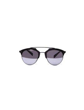 Miami After Dark Sunglasses   Black/Black by Fashion Nova