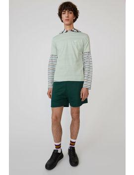 Classic T Shirt Pistachio Green by Acne Studios