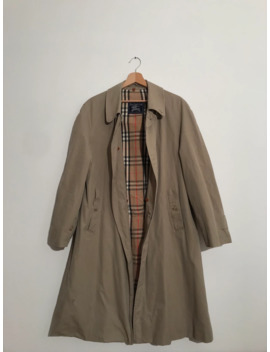 Vintage Burberry's Coat by Burberry  ×