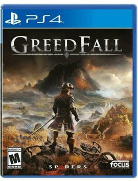 Greedfall (Sony Play Station 4 Ps4) Role Playing Video Game Brand New Sealed by Ebay Seller