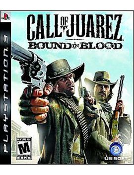 Call Of Juarez: Bound In Blood (Sony Play Station 3, 2009) by Ebay Seller