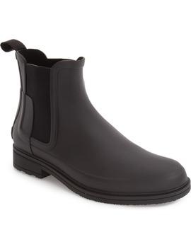 Original Refined Waterproof Chelsea Boot by Hunter