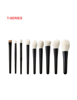 Bd T Series T 1/T 2 Powder T 3 Foundation T 4 Cheek T 5 Highlight T 6/T 7/T 8 Eyeshadow T 9 Eye Brow High Quality Makeup Brushes by Ali Express.Com