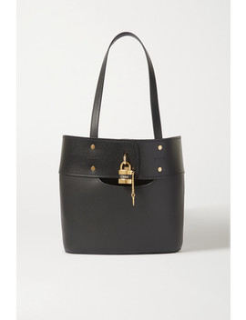 Aby Textured Leather Tote by Chloé