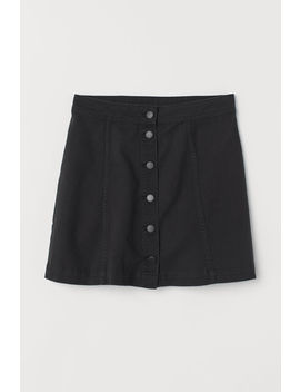 Skirt In A Shape by H&M