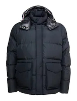 Hooded Bomber   Down Jacket by Tommy Hilfiger