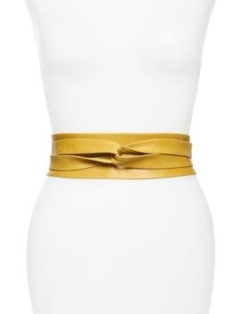 Classic Wrap Belt by Ada