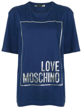 Love T Shirt by Love Moschino