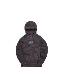 Kith Williams 3 Hoodie   Espresso (Black) M   Medium by Kith  ×
