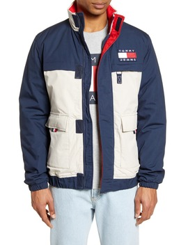 Tjm Colorblock Jacket by Tommy Jeans