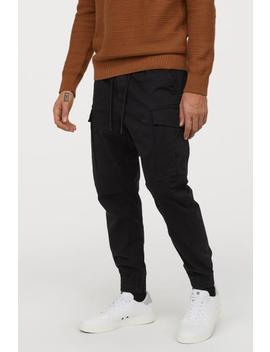 Свободен карго панталон by H&M