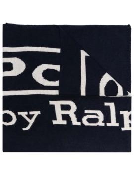 Logo Scarf by Polo Ralph Lauren