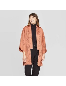 """<Span><Span>Women's Floral Print Kimono   A New Day Brown One Size</Span></Span><Span Style=""""Position: Fixed; Visibility: Hidden; Top: 0px; Left: 0px;"""">…</Span> by A New Day Brown One Size…"""