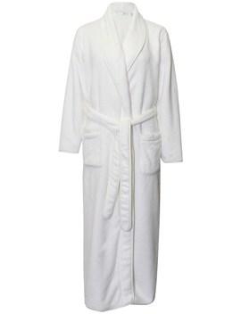 Satin Trim Robe by Yuu