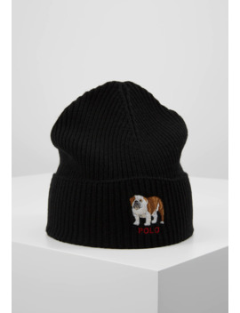 Bulldog Hat   Czapka by Polo Ralph Lauren