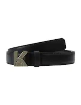 Buckle Belt   Riem by Karl Lagerfeld