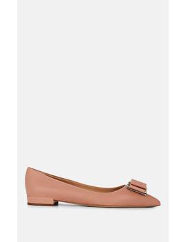 Zeri Leather Loafers by Salvatore Ferragamo