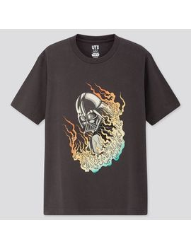 Men Star Wars Forever Ut (Short Sleeve Graphic T Shirt) by Uniqlo
