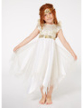 Multicoloured Christmas Angel Costume (1 10 Years) by Tu
