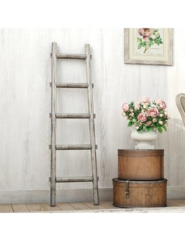 lianes-5-step-5-ft-decorative-blanket-ladder by birch-lane-heritage