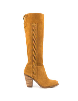Ciarah   Honey Brown Split S by Jessica Simpson