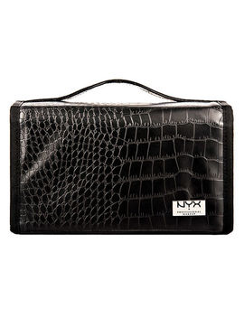 "Black Croc Deluxe Travel Bag              <Span Class=""Product.Sample.Minicart.Class.Variationdetails""></Span> by Nyx Cosmetics"