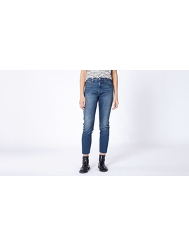 Wedgie Indigo Icon Jeans by Wildfang