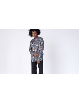 Folkloric Shirt by Wildfang