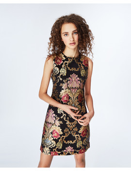 Juno Lace Up Dress by Nicole Miller