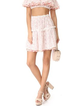 Sweet Disposition Skirt by For Love & Lemons