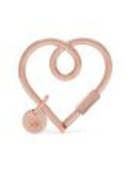 Heart Keyring by Mulberry