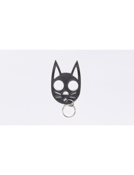 Self Defense Cat Keychain by Wildfang