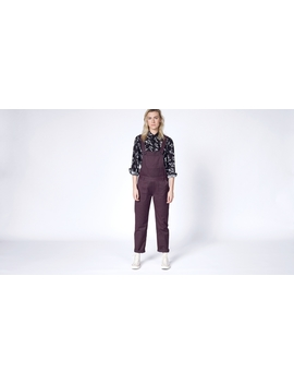 Arlow Twill Overall by Wildfang