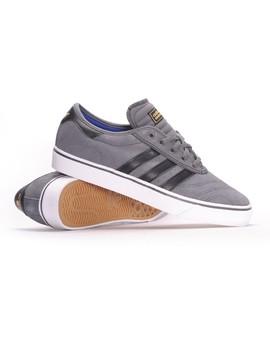 Adidas Adi Ease Premiere (Grey Five/Core Black/White) Men's Skate Shoes by Ambush Board Co