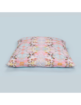 Brook's Avenue Floor Pillow by Laura Park Designs