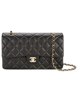 double-flap-quilted-shoulder-bag by chanel-vintage
