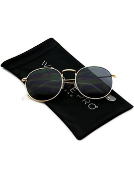 wearme-pro---reflective-lens-round-trendy-sunglasses by wearme-pro