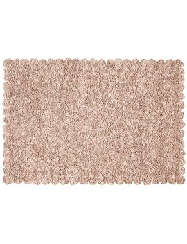 5 X 8' Rosy Chic Rug (Pink) by The Land Of Nod