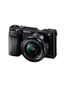 sony-alpha-a6000-mirrorless-digitial-camera-243mp-slr-camera-with-30-inch-lcd-(black)-w_-16-50mm-power-zoom-lens by sony
